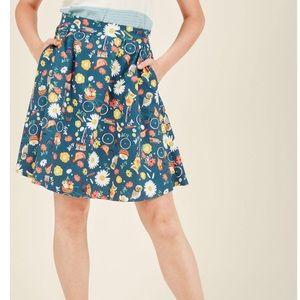 Dresses & Skirts - ModCloth countryside vibe skirt